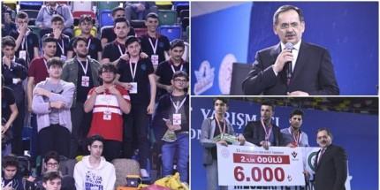 """Başkan Demir; """"Gençlerimizin Her Zaman Yanındayız"""""""