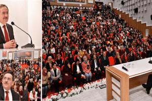 Başkan Demir Üniversite Öğrencileriyle Buluştu