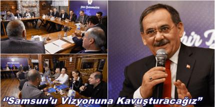 Başkan Mustafa Demir Öğretmenlerle Buluştu
