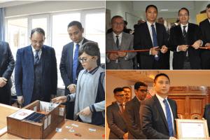 Bafra Fatih Ortaokulu Teknoloji Sınıfı Huawei İş Birliği ile Yenilendi