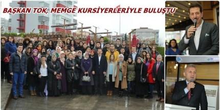 """Başkan Erdoğan Tok: """"MEMGE Türkiye'de Örnek Gösteriliyor"""""""