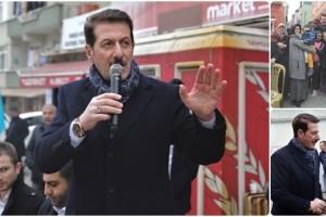 Başkan Erdoğan Tok'tan Anadolu Mahallesine Okul Müjdesi