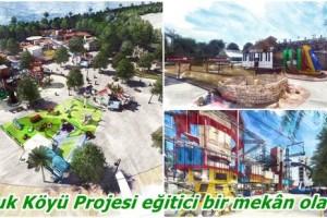 """Demir: """"Çocuk Köyü Yavrularımıza Yeni Bir Yaşam Sunacak"""""""