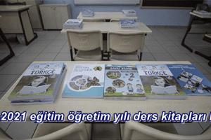 Ders Kitapları İl ve İlçe Milli Eğitim Müdürlüklerine Yollandı