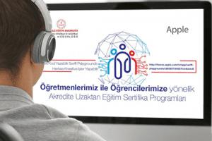 Uluslararası Yazılım Eğitimleri Erişime Açıldı