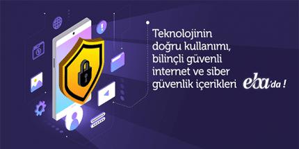 """Millî Eğitim Bakanlığı'ndan """"Siber Güvenlik Portalı"""""""