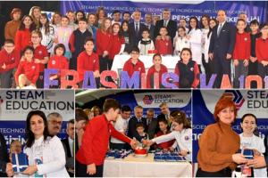 OMÜ Vakfı Koleji Öğretmenleri STEAM Eğitimi için İspanya Yolcusu
