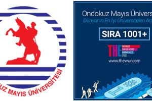 OMÜ, Times Higher Education Sıralamasında Yeniden 1001+ Grubunda