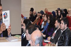 OMÜ'de Bir Dava Adamı; 'Ebulfez Elçibey' Konferansı