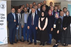 OMÜ'deki Türkiye'de Yüksek Din Öğretimi Çalıştayı Tamamlandı