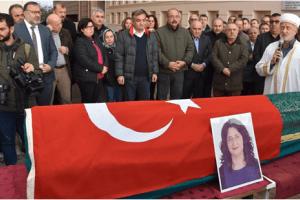 OMÜ Öğretim Üyesi Prof. Dr. Emine Coşkun'a Hazin Veda