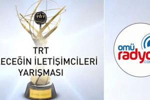 OMÜ İletişim Fakültesi TRT Yarışmasında