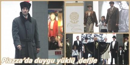 Atatürk'ün Giysileri Samsun'da