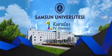 Samsun Üniversitesi'nin 1. Yılı