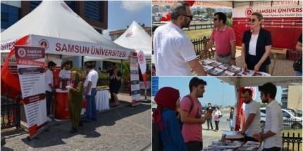 SAMÜ, Üniversite Adayları İle Buluşuyor
