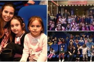 Ayvacık Anaokulu Öğrencileri Cinemaximum ile Sinemayla Buluştu