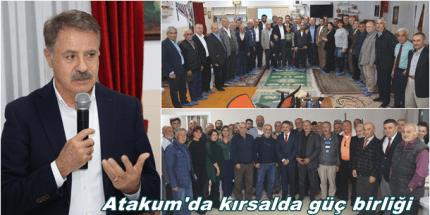 Başkan Cemil Deveci;  'Türkiye'ye Örnek Olacağız'