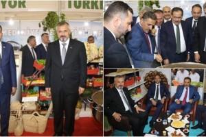 Bafra Belediyesi Samsun Tarım Fuarı'nda Yerini Aldı