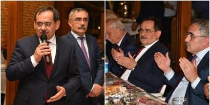 Başkan Mustafa Demir; 'Hepimizin Amacı Samsun'a Hizmet'
