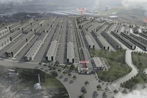 Samsun'un Yeni Sanayi Sitesinin İnşaatına Yıl Sonunda Başlanacak