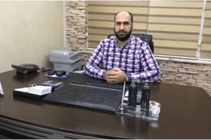 Samsun Sebze ve Meyve Hali Derneği Başkanı Burhan Ekiz Güven Tazeledi