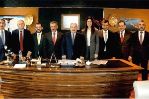 Çarşamba OSB Dosyası Bakan Mustafa Varank'ta