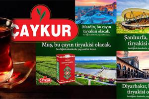 ÇAYKUR'dan 'Mezopotamya Çayı'