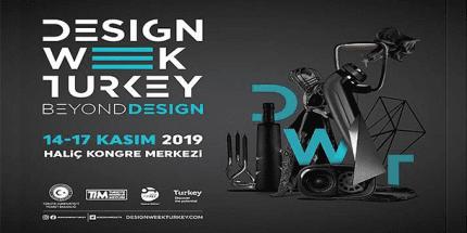 Design Week Turkey 14-17 Kasım'da Gerçekleşecek