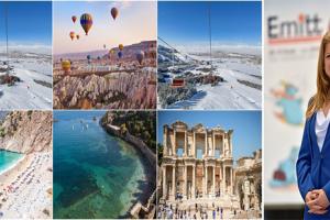 Dünya Turizm Sektörü EMİTT'te Buluşmaya Hazırlanıyor