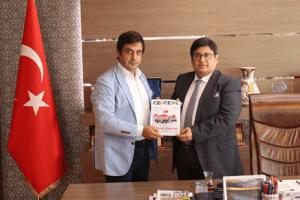 MÜSİAD'tan Başsavcı Kılıç'a Ziyaret