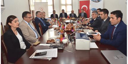 OKA Yönetim Kurulu Ekim Ayı Toplantısı Gerçekleştirildi