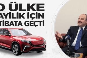 Türkiye'nin Otomobili'ne Büyük İlgi