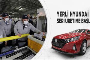 Hyundai i20 Otomobilinin Seri Üretimine Başlandı