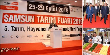 """STSO Başkanı Murzioğlu; """"Fuar Sektöre Ciddi Vizyon Kazandırıyor"""""""