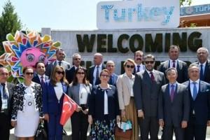 EXPO 2019 Pekin'de Türkiye Milli Günü