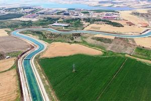 2023'e Kadar 2 Milyon Hektar Alan Suyla Buluşacak