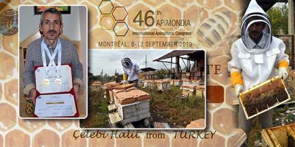 Ürettiği Bal İle 2 Yılda Dünya Birincisi Oldu