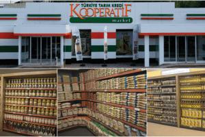 Tarım Kredi Kooperatifleri 500 Satış Mağazası Açacak