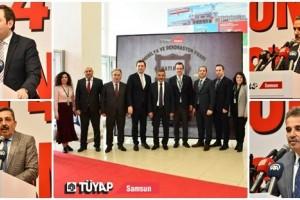 Mobilya Sektörünün Nabzı Samsun'da Atacak