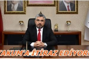 Ak Parti Atakum'a İtiraz Ediyor