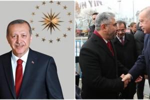 Cumhurbaşkanı Erdoğan'ın 19 Mayıs'ta Samsun'da
