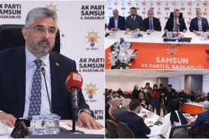 Başkan Aksu'dan Kongre Süreci ve Gündeme Dair Önemli Açıklamalar