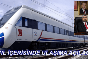 Başkan Aksu'dan Samsun-Sivas Dermiryolu Hattı ve Hızlı Tren açıklaması