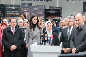 Samsun Ak Parti'de 28 Şubat Darbesi'nin 22. Yıldönümü Açıklaması