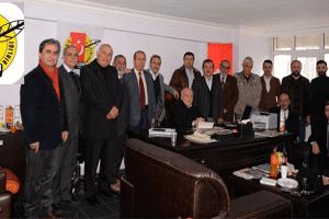 Anadolu Basın Birliği Samsun Şubesi'nin Genel Kurulu Yapıldı