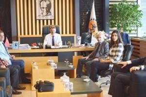 Samsun MMO'dan  Atakum Belediyesi'ne İşbirliği Çağrısı