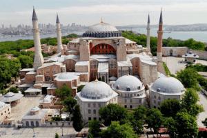 Ayasofya'nın Cami Olarak Kullanılmasının Önü Açıldı