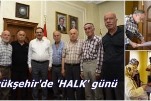 Başkan Demir: 'Daima Vatandaşın Yanında Olacağız'
