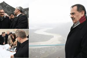 """Başkan Demir; """"Turizm Canlanacak"""""""