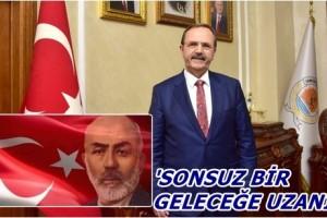 Başkan Zihni Şahin'den İstiklal Marşı Yorumu